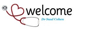 We welcome Dr Saul Cohen