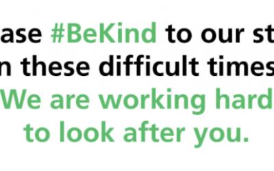 #BeKind