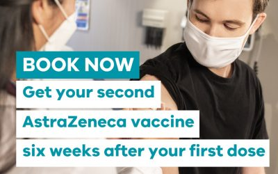AstraZeneca Second Dose Update